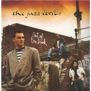 JAZZ-DEVILS-Out-Of-The-Dark-LP-VINYL-UK-Virgin-9-Track-With-Inner-V2560