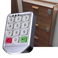 Keyless Electronic/code Digital Password Keypad Security Cabinet Smart Lock Hot