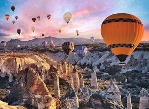 Trefl-Premium-Air-Ballons-sur-Cappadoce-3000-Piece-Puzzle