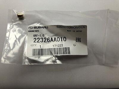Genuine Subaru Orifice 22326KA120