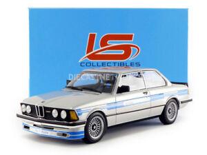 Ls Collectibles 1983 Bmw 323 Alpina Argent/bleu 1/18 Echelle Le De 250 Nouveau