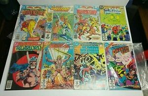 MASTERS-OF-THE-UNIVERSE-PHANTON-ZONE-Firestorm-ADVENTURE-COMICS-All-Star-lot