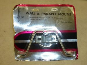 Nos Dur Able Wall Amp Parapet Mount For Antenna 4