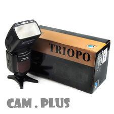 Triopo Speedlite TR-980C TTL Flash For Canon EOS 1100D 70D 7D 6D 5D III 700D 60D