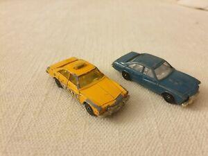 Raro Corgi Juniors Buick Regal Par Inc taxi Buenas Condiciones