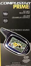 Compustar Rf-2w9000-ss 2-way LCD Spread Spectrum Remote Kit Rf2w900ss