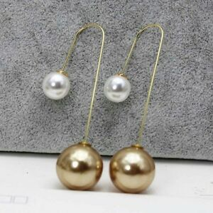 Stylish-long-pearl-double-sided-stud-earrings