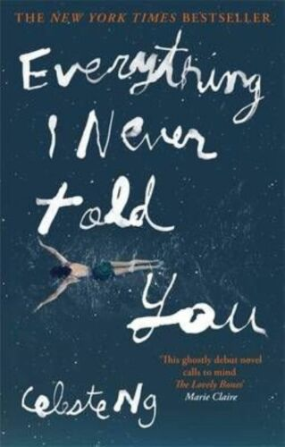 1 of 1 - Everything I Never Told You by Celeste Ng (Paperback, 2014)
