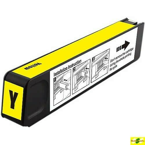 Remanufactured Ink Cartridge for HP 971XL CN628AM Yellow