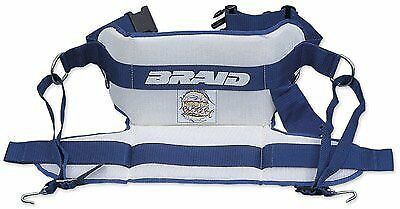 NEW Braid Products Brute Buster Harness LargeFits up to 56Inch FREE2DAYSHIP