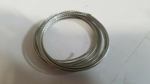 Galvanized Professional Picture Hanging Wire Holds 30 LB 9 Ft