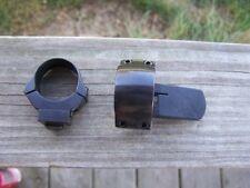 "1"" EAW German Rifle Scope Rings *Medium* Steel"