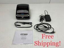 Dymo 1755120 Labelwriter 4xl Thermal Label Printer Black