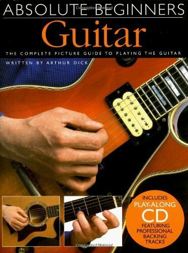 1 of 1 - Guitar: The Complete Picture Guide to Playing the Guitar with CD (Audio) (Absol