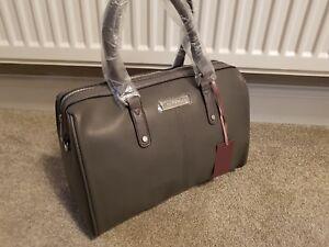 Boulton Carvela £ regalo 00 Kurt Grey Bag natale Geiger Rrp 79 Bowler rwrHqg8x