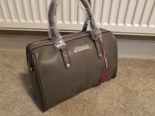 Carvela regalo Rrp Kurt natale Boulton Bag 00 £ 79 Grey Geiger Bowler vwvgnqxr1