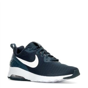6b6d9f4244 833260-401] MEN'S NIKE AIR MAX MOTION LW LIGHT WEIGHT ARMORY NAVY ...