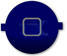 High Quality Gloss Dark Blue Home Button for iPhone 4S/4GS 16GB/32GB/64GB