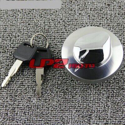 US Stock Fuel Gas Tank Cap Cover For Honda CA125 CA250 CA450 REBEL CMX250 CMX450