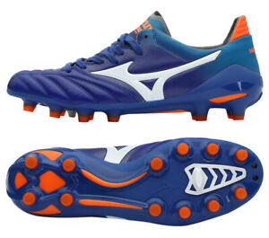 56db18542 Image is loading Mizuno-Morelia-Neo-II-JAPAN-P1GA195001-Soccer-Cleats-