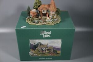 Lilliput-Lane-HARVEST-HOME-L2102-Boxed-Ltd-Ed
