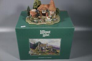 Lilliput-Lane-HARVEST-HOME-L2102-Boxed-Ltd-Ed