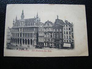 Postal-Belgica-Tarjeta-Postal-Bruselas-La-Casa-Del-Rey-cy33-Belgium