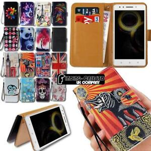 For-Lenovo-A-Series-Mobile-Phones-Leather-Smart-Stand-Wallet-Case-Cover
