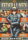 Federal Men Vol 2 Classic TV 0089218466099 DVD Region 1 P H