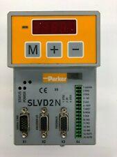 Parker Hannifin Slvd2n Servo Drive Slvd713623interface Display