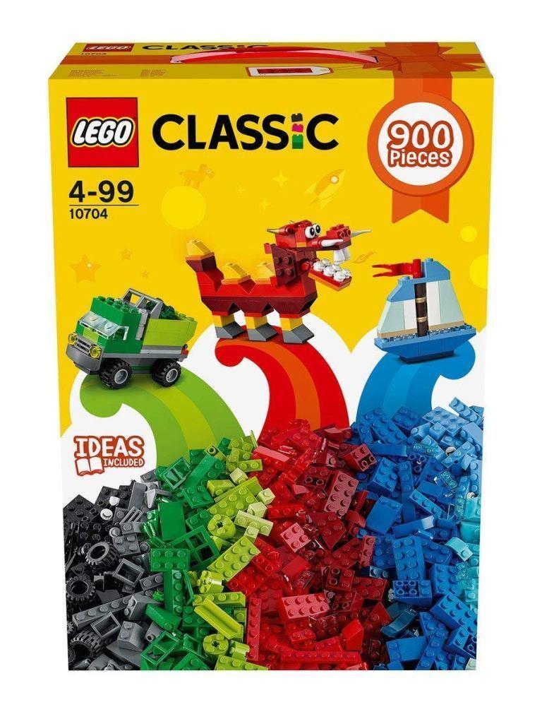 LEGO Classic Creative Building Box Set 10704 900 Pisces