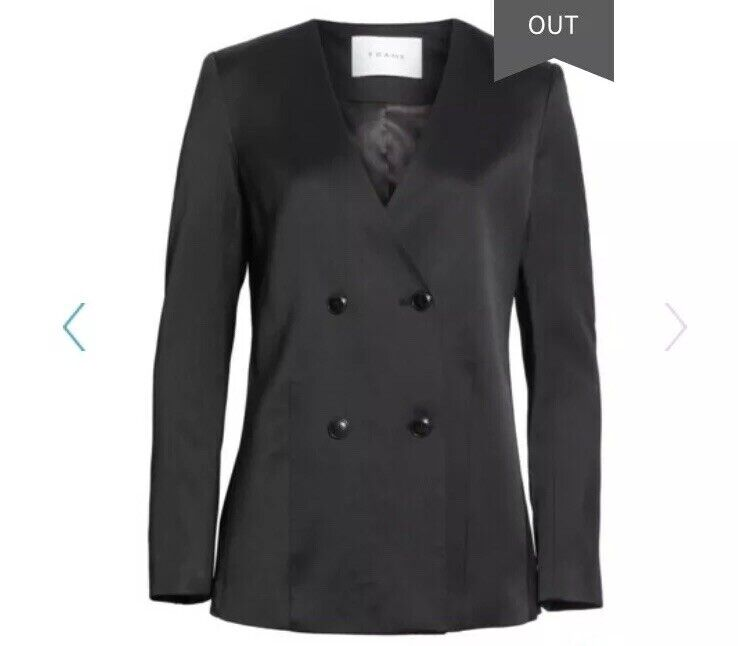 Frame Double Breasted Blazer (NWT)