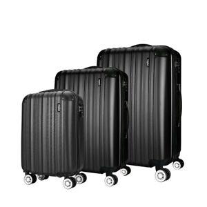 Set-of-3-piece-20-24-28-034-Travel-Luggage-4-Wheel-Trolley-Suitcase-Bag-Hard-Shell