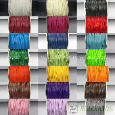 Top Quality Korea Wax Corduroy Cord Thread Diy Bracelet Necklace Jewelry Making