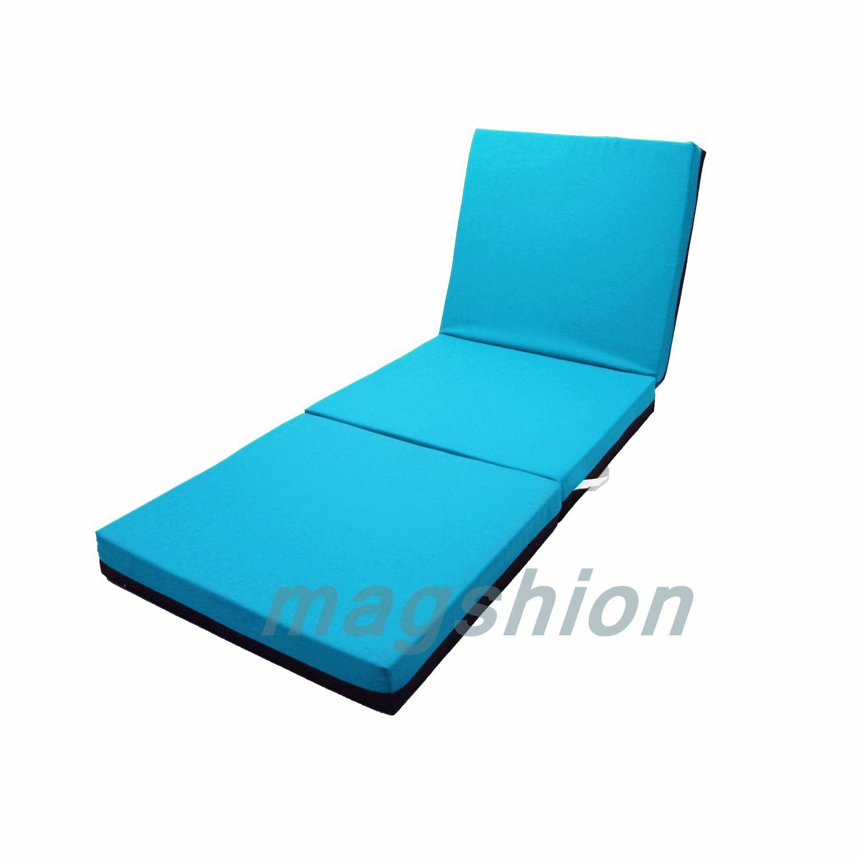 Comfort Firm Memory Foam Folding Mattress Trifold Fold Single Twin Full Queen 4 Ebay
