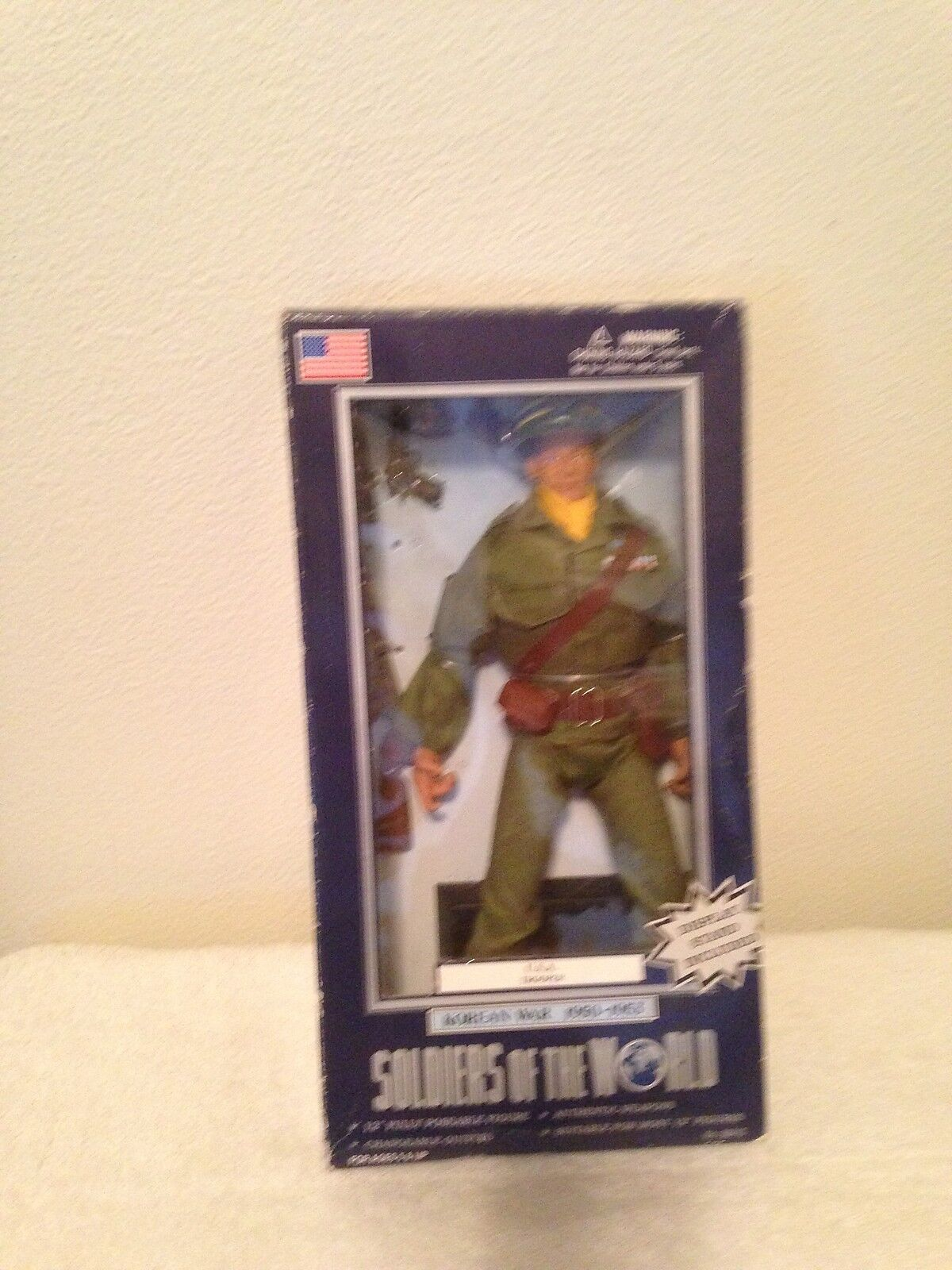 NIB SOLDIERS OF THE WORLD KOREAN WAR 19501953