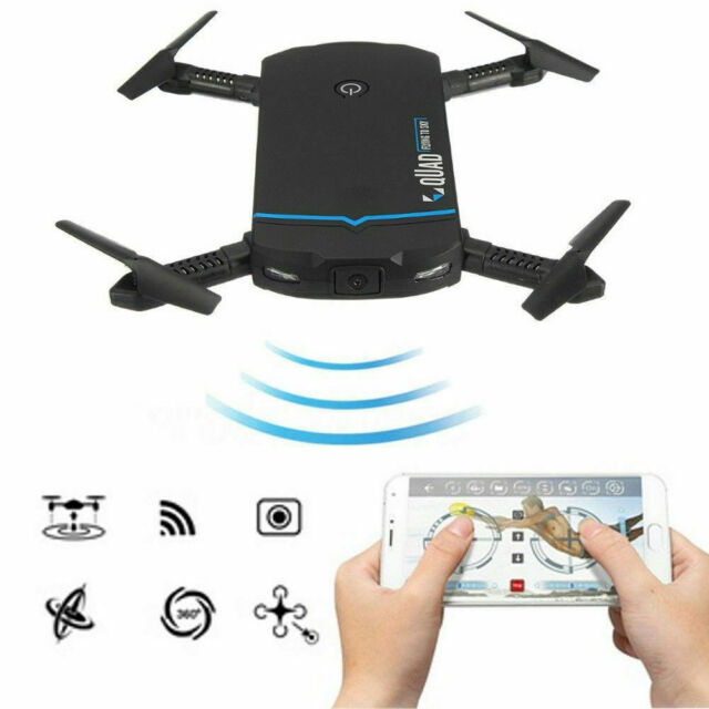 c5025d7b6a5 Foldable Drone X pro 2.4G Selfi WIFI FPV With 720P HD Camera RC Quadcopter  Toy