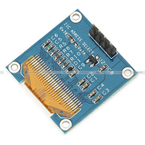 """0.96/"""" I2C IIC Serial 128X64 OLED LCD LED Display Module SSD1306 GND for Arduino"""
