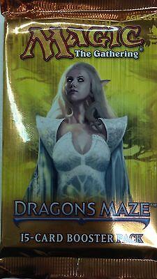 Dragon/'s Maze DGM Magic the Gathering MTG 15-Card Sealed Booster Pack English