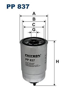 Fuel-Filter-Filtron-PP837