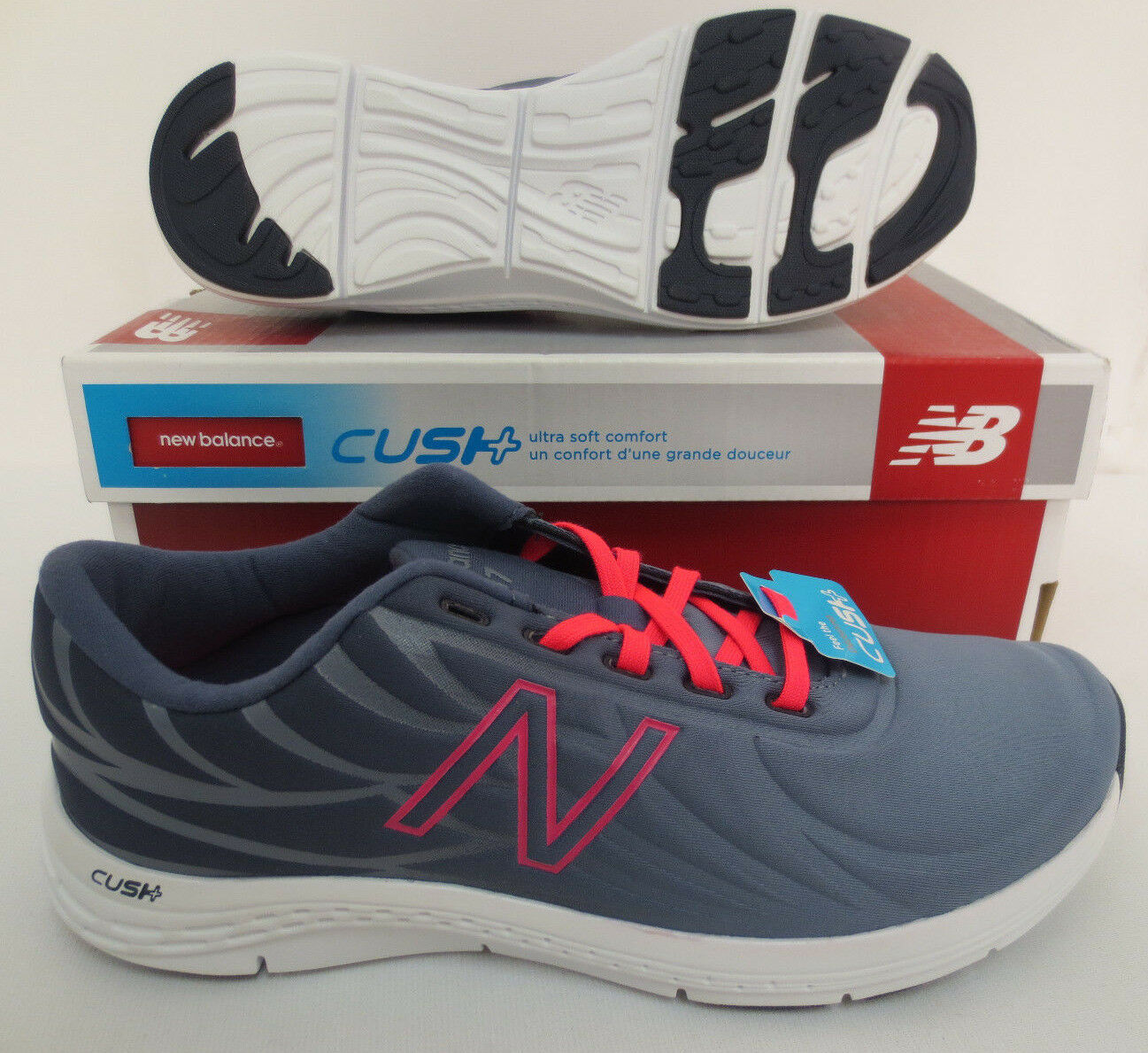 NEU BALANCE WF707HB Damenschuhe SIZE 9.5 Schuhe RUNNING COMFORT GYM WORKOUT ATHLETIC