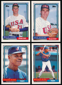 Details About 1992 Topps Traded Rookies Bb You Pick Complete Your Set A07