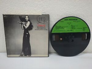 CHER-Dark-Lady-7-IPS-4-Track-Stereo-Reel-To-Reel-Tape-1974-MCA-MCAS-2113-C