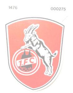 Details Zu 1 Fc Köln Aufkleber Sticker Logo Bundesliga Fussball 1038