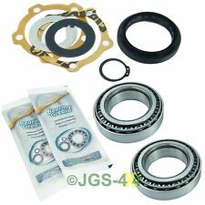 Land Rover Discovery 1 Wheel Bearing Kit + Seal, Gasket, Washer & Grease STC4382