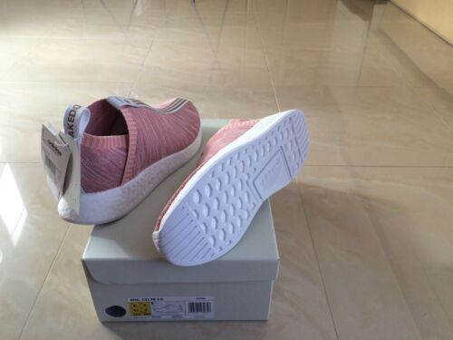 Nouveau Taille Rose Uk Kith Naked X 9 Bordeaux Consortium Cs2 Primeknit Adidas Nmd 7Rq6ng