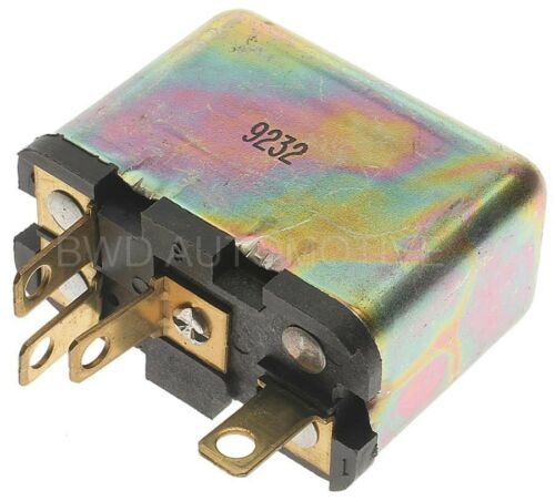 TEMPERATURE CONTROL RELAY BWD R664 HVAC Blower Motor Relay