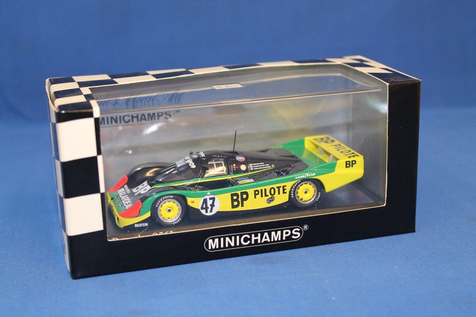 Minichamps 1983 Porsche 956L 24h Le Mans 1 43 Scale 430 836547