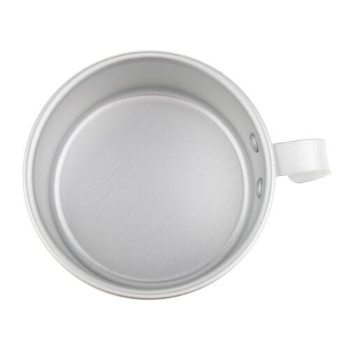 Camping Aluminum Water Cup Coffee Beer Tea Mug Wine Glass Hiking Picnic BBQ
