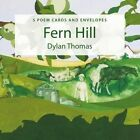 Poster Poem Cards Fern Hill by Dylan Thomas 9781909823884